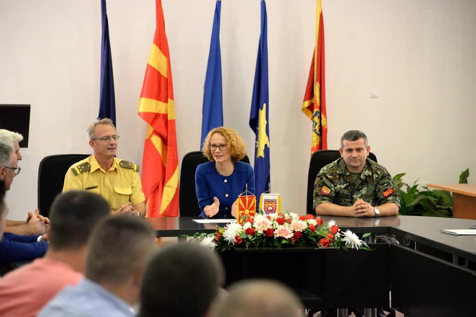 Шекеринска: Северна Македонија де факто функционира како членка на НАТО
