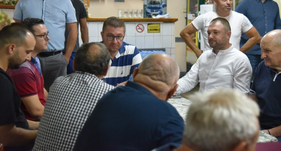 Мицкоски од Кочани: Да почекаме Заев да распише предвремени избори па да видиме дали блескаме, или ќе го блесне него огромен пораз!