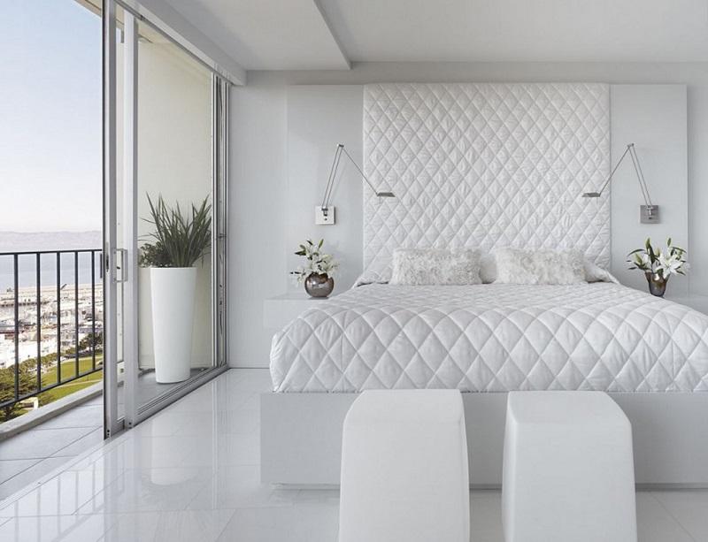 Бојата на спалната соба предизвикува дебелина