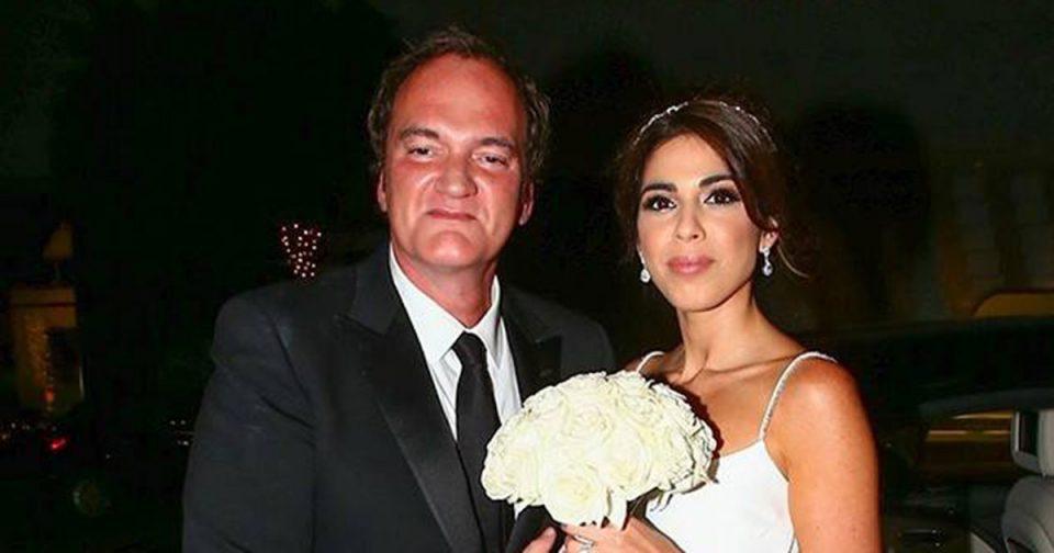 Сопругата на Квентин Тарантино е бремена