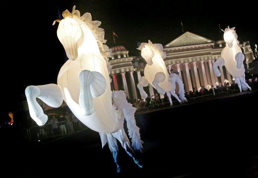 """Јубилејно 15. издание на културната манифестација """"Бела ноќ"""""""