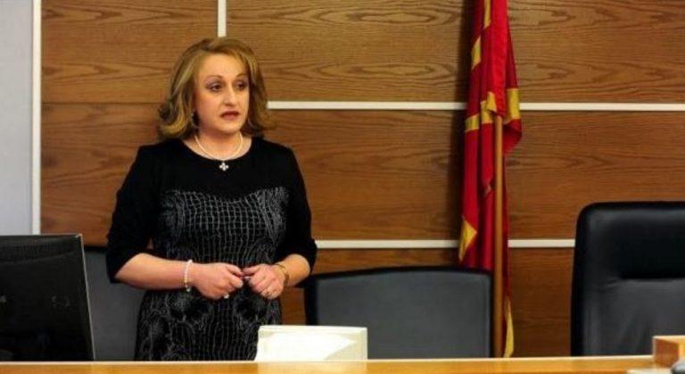 """Арсовски: Не случајно се подмачкува судијката Димишкова, голема е нејзината улога во """"Рекет"""""""