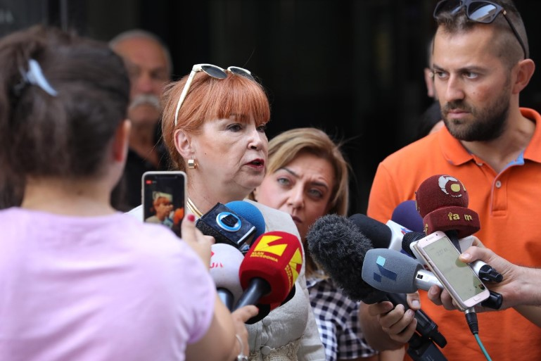 Рускоска: Финансиска истрага за апелациските судии кои ја пуштија Јанева во куќен притвор