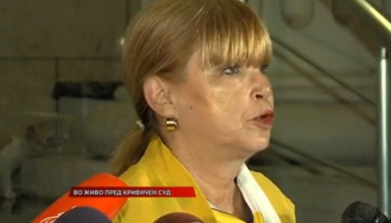 Рускоска: Ѝ дадов шанса на колешката, но не ја сослушав како сведок