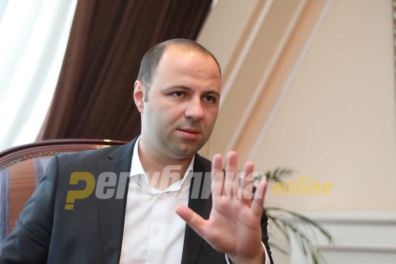 Мисајловски: Периодов треба да покаже дали Катица ќе биде жртвено јагне за да не стигне правдата до главата на октоподот
