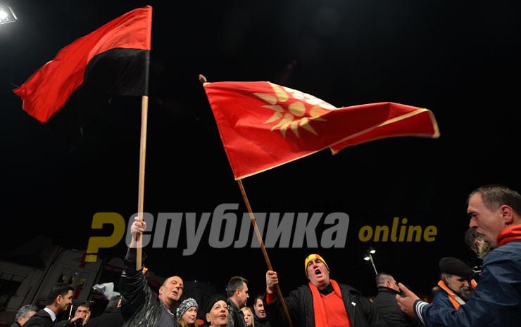 Штабовите на ВМРО-ДПМНЕ полни, партијата спремна за обнова