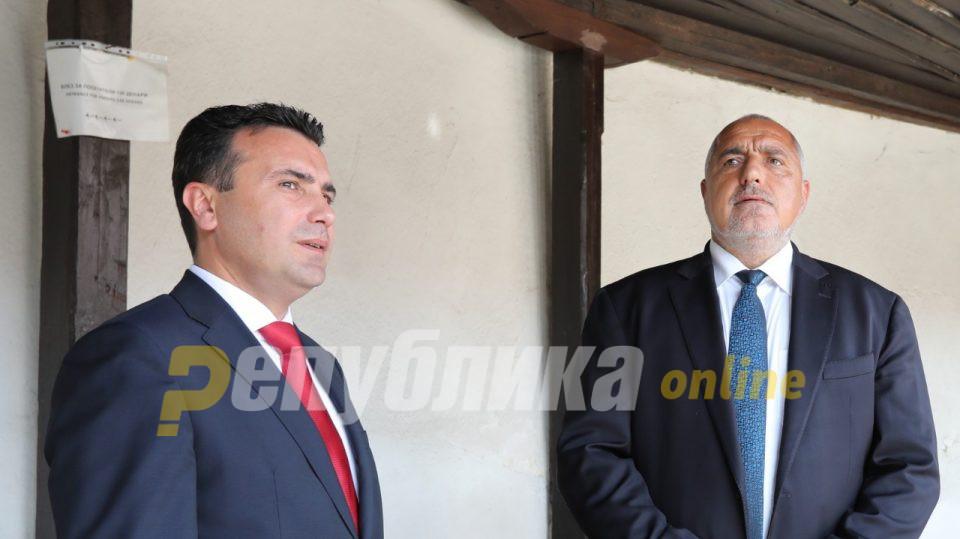 Заев потврди дека  веќе бил договорен со Бугарите за Гоце Делчев