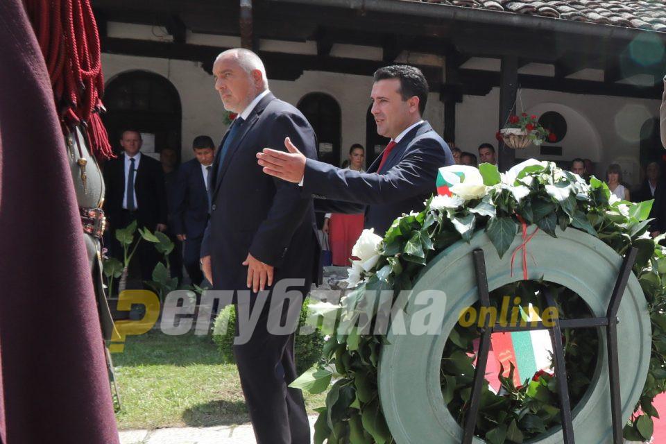 Ѓорѓиев: Изјавата на Заев нема да ни ги врзе рацете, в четврток и петок ќе се разговара за Гоце Делчев