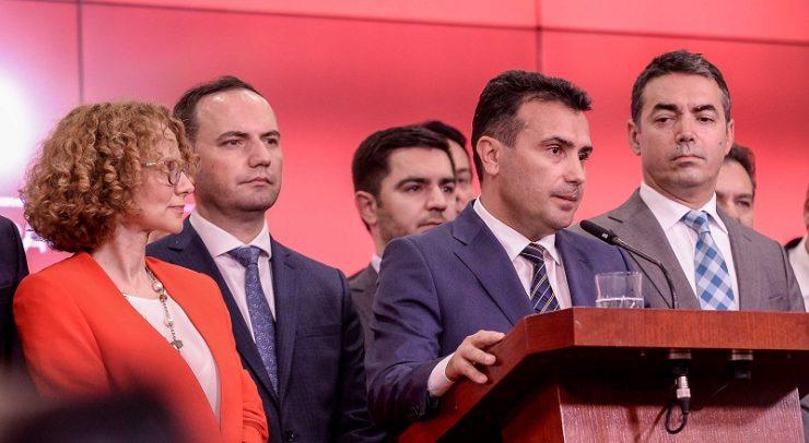 Франција рече НЕ, Влада е мртва, Заев вети оставка
