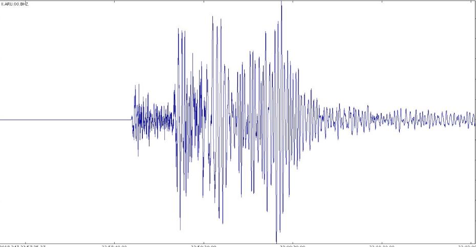 Земјотрес од 4,1 степен го стресе северот на Албанија