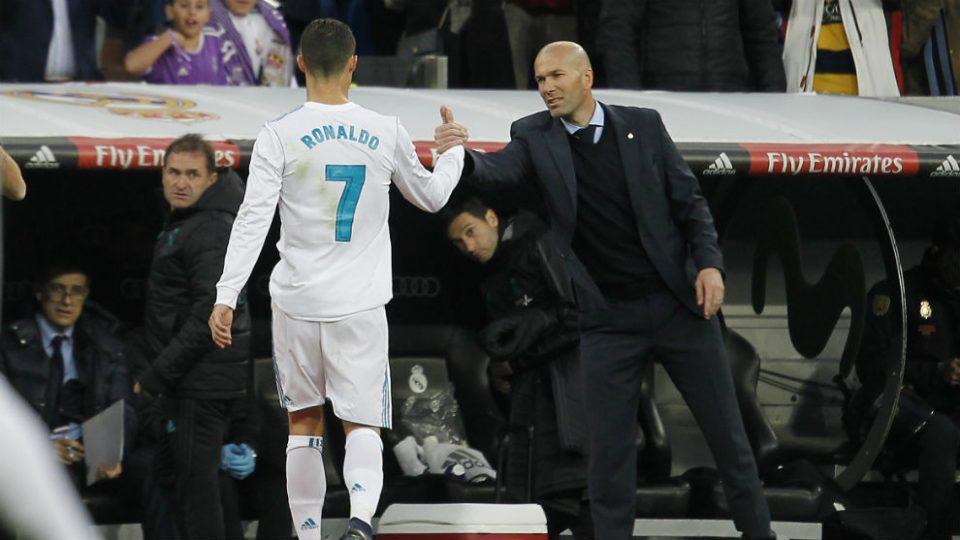 Роналдо откри како Зидан го мотивирал