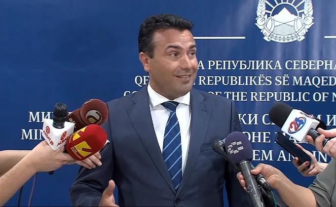 Заев користи епитети кога им се обраќа на новинари – критички настроени кон Владата без разлика што јавниот интерес е пред се