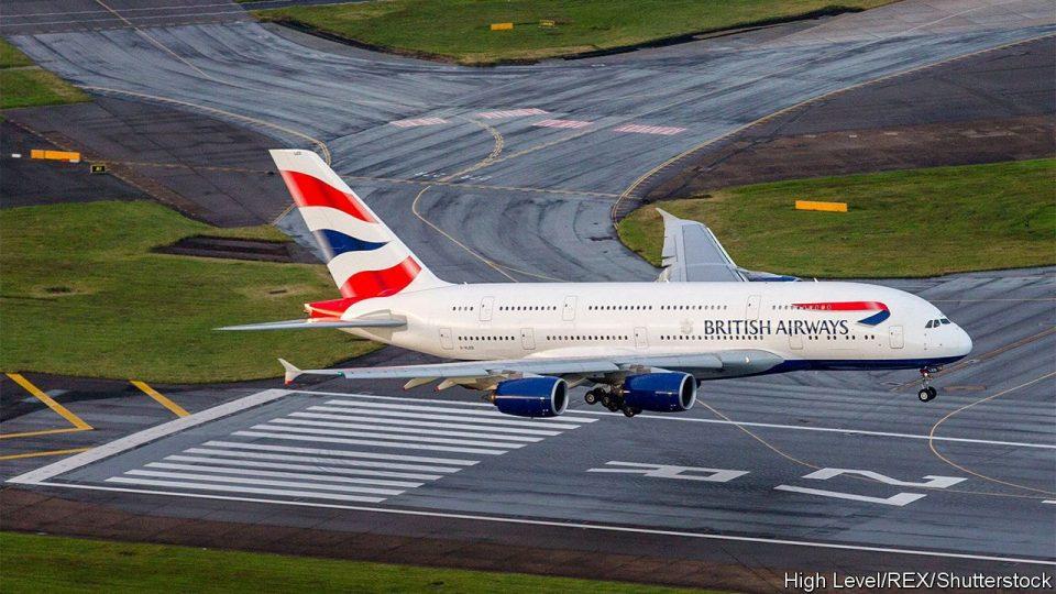 """""""Бритиш ервејс"""" поради штрајк ги откажа речиси сите свои летови во Велика Британија"""