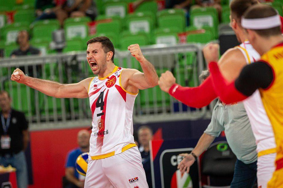 Ѓорѓиев: За мојата земја, за мојот народ, за Македонија – газиииии!