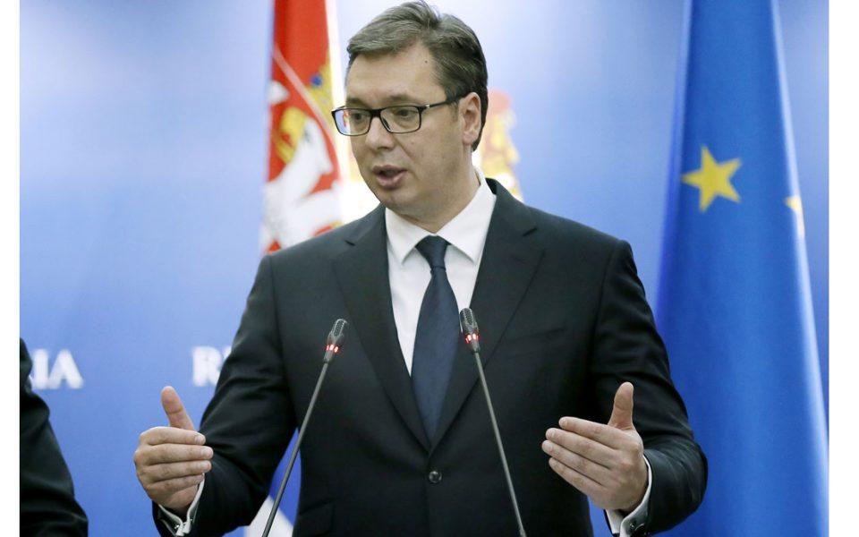 Вучиќ призна: Бараат да го признаеме Косово, но не кажуваат дали ќе станеме членка на ЕУ