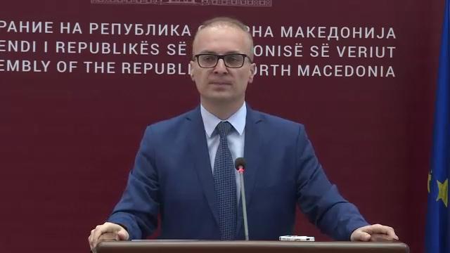 Милошоски: Работните групи на власта и опозицијата на средба за Законот за ЈО до крајот на неделава