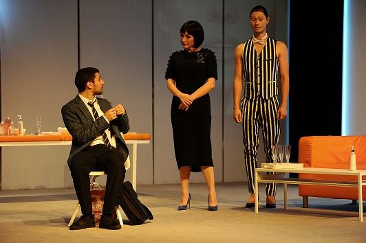 "Скопска премиера на ""Несоодветно за на работа"" на МОТ"