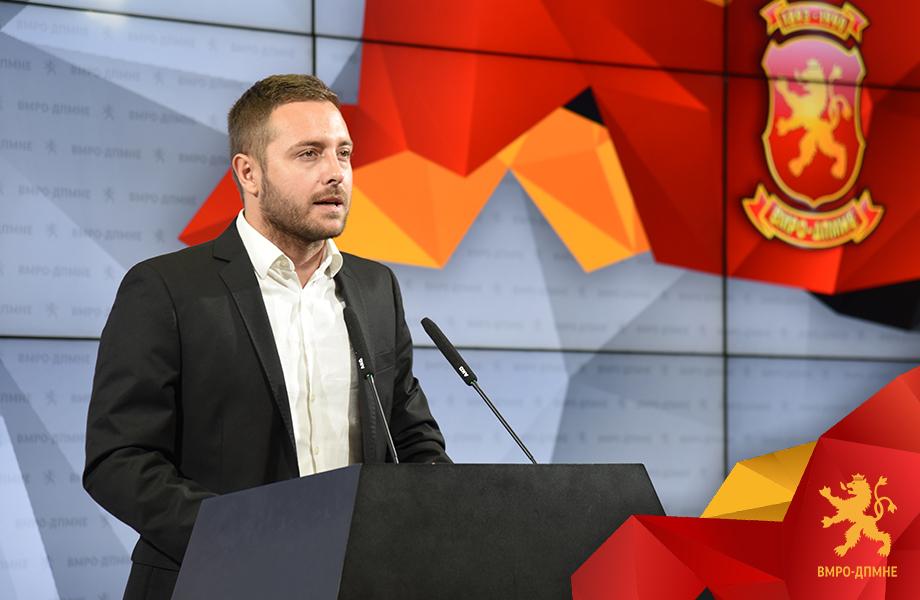 Aрсовски: Да имаше правда, наместо изврштителите, нарачателот Заев ќе беше на обвинителна клупа