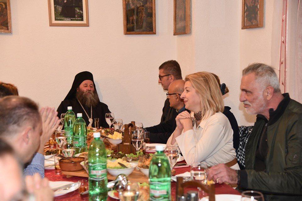 Мицкоски од Свети Николе порачa: Мојата и нашата борба е за обнова на Македонија