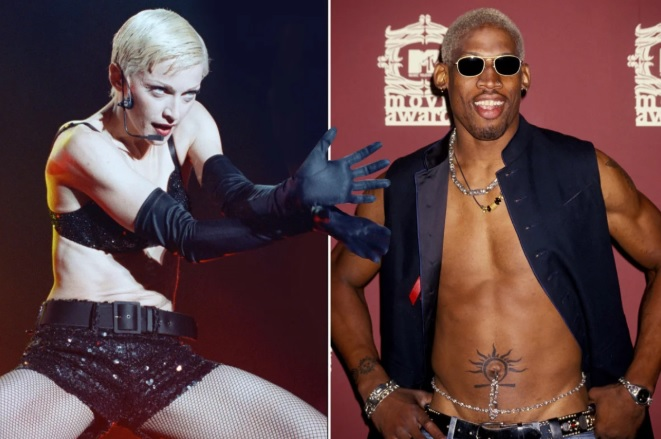Родман открива: Мадона ми понуди 20 милиони долари да и направам дете…