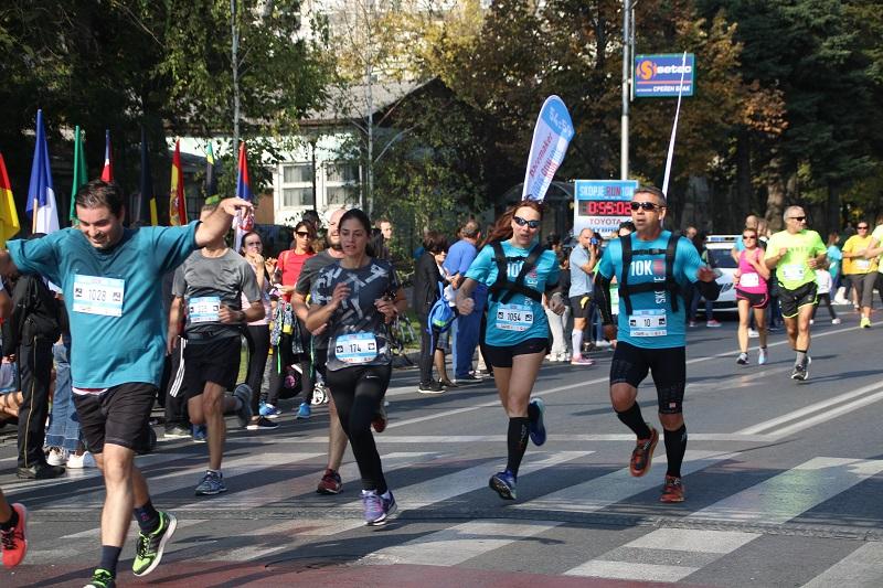 """На први октомври завршува пријавувањето за """"Скопје трча"""" на 10 километри"""