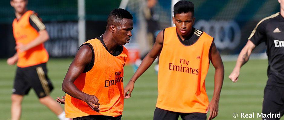 Зидан: Забораваме дека Родриго и Винисиус имаат по 18 години