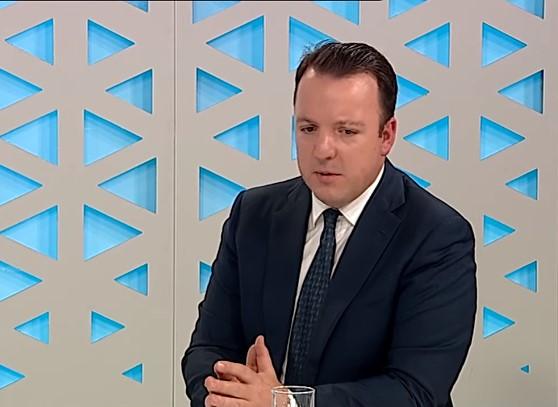 Александар Николоски: Со СДСМ економијата тоне, а корупцијата цвета!