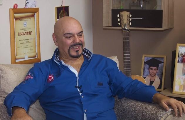 Aрчи стана татко на 60 години