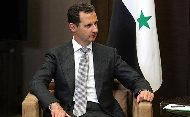 На претседателот на Сирија му се слоши за време на говор во парламентот