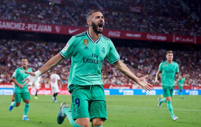 Бензема му обезбеди победа на Реал М. на тешкото гостување кај Севилја