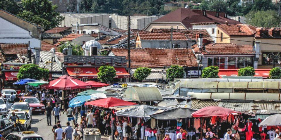 Двајца скопјани фатени со марихуана на Бит Пазар