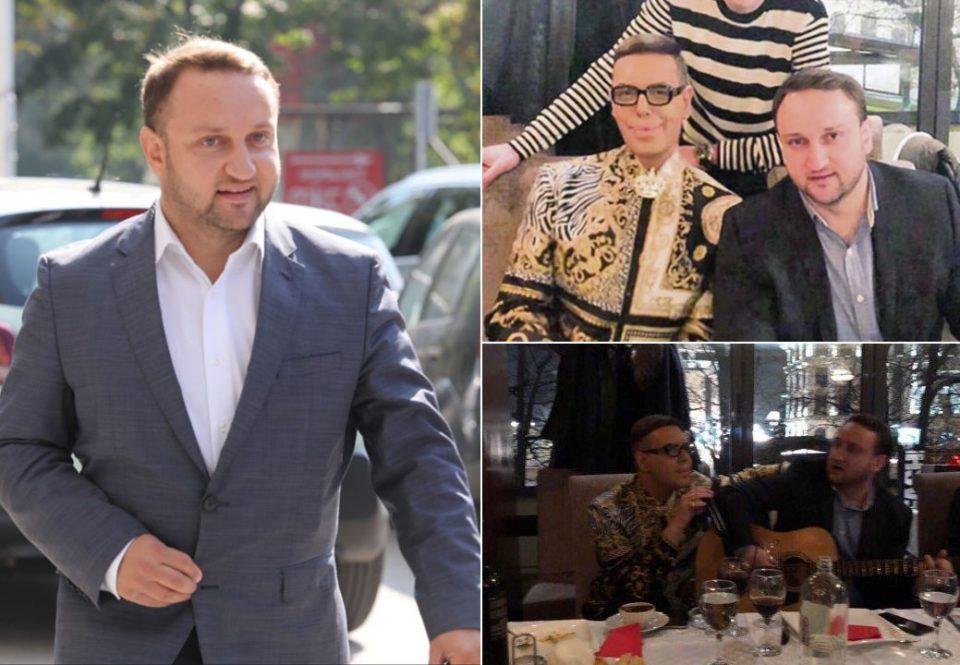 Боки најчесто комуницирал со Кирацовски, во една од пораките му покажува и разговор со Заев