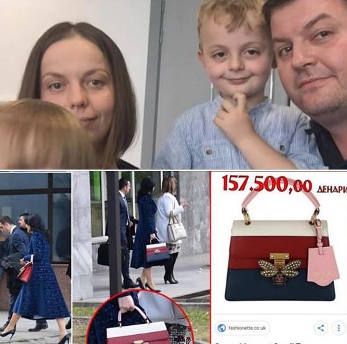 Семејство си ја продава кожата за да си го спаси детето, a Фатиме носи чанти од 2.5 илјади евра?