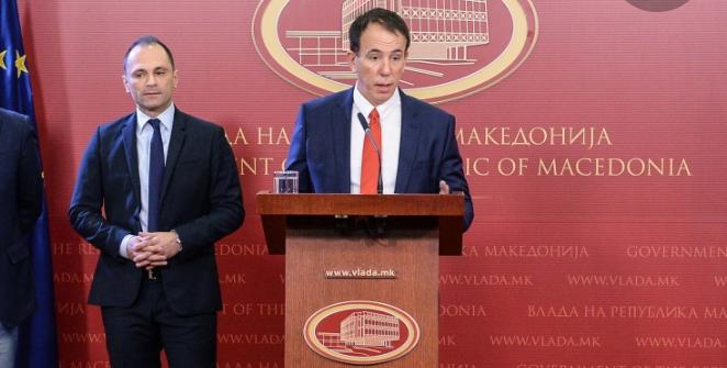 """Давидовиќ: Обвинителството има цврсти докази против Филипче и Дончев во """"Рекет 2"""""""