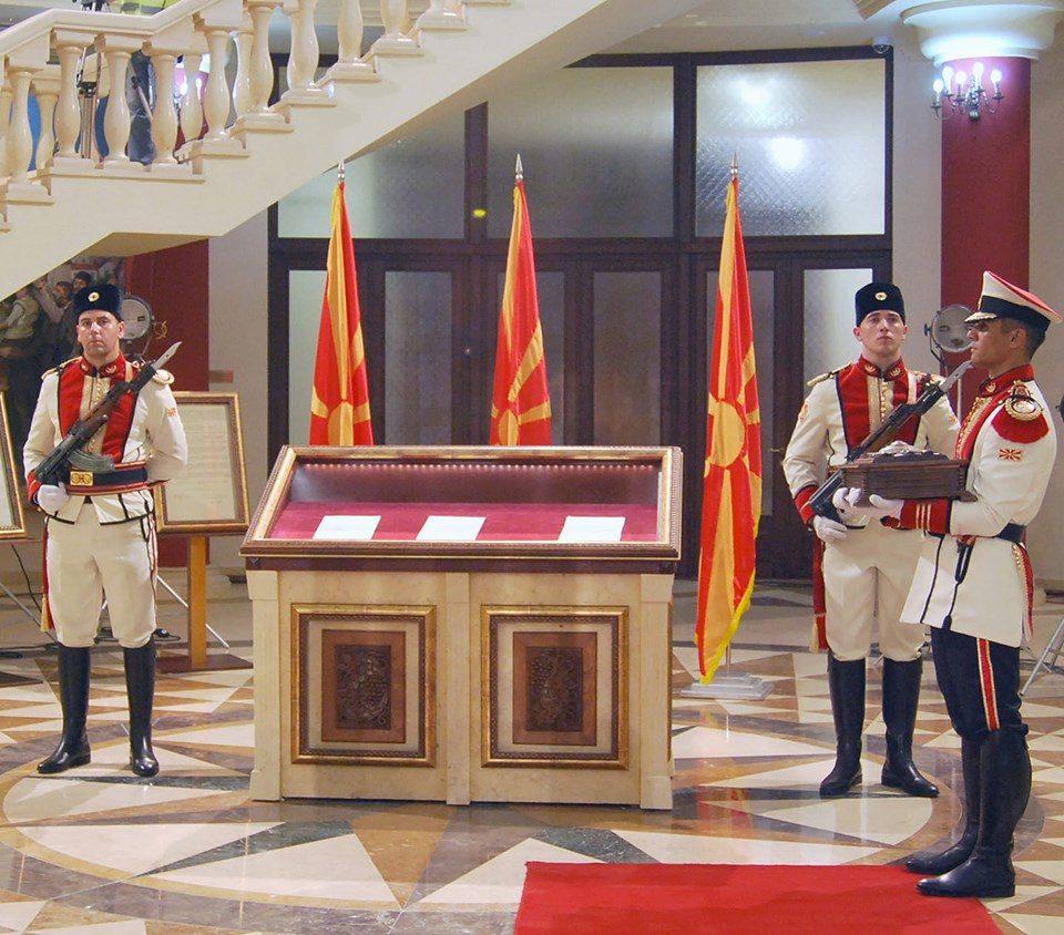 Со мерење притисок и тест на ПП апарати СДСМ слави Ден на независноста