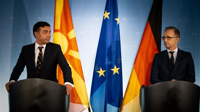 Димитров – Мас: Не гледам никакви пречки за Северна Македонија да ги започне преговорите за членство со ЕУ