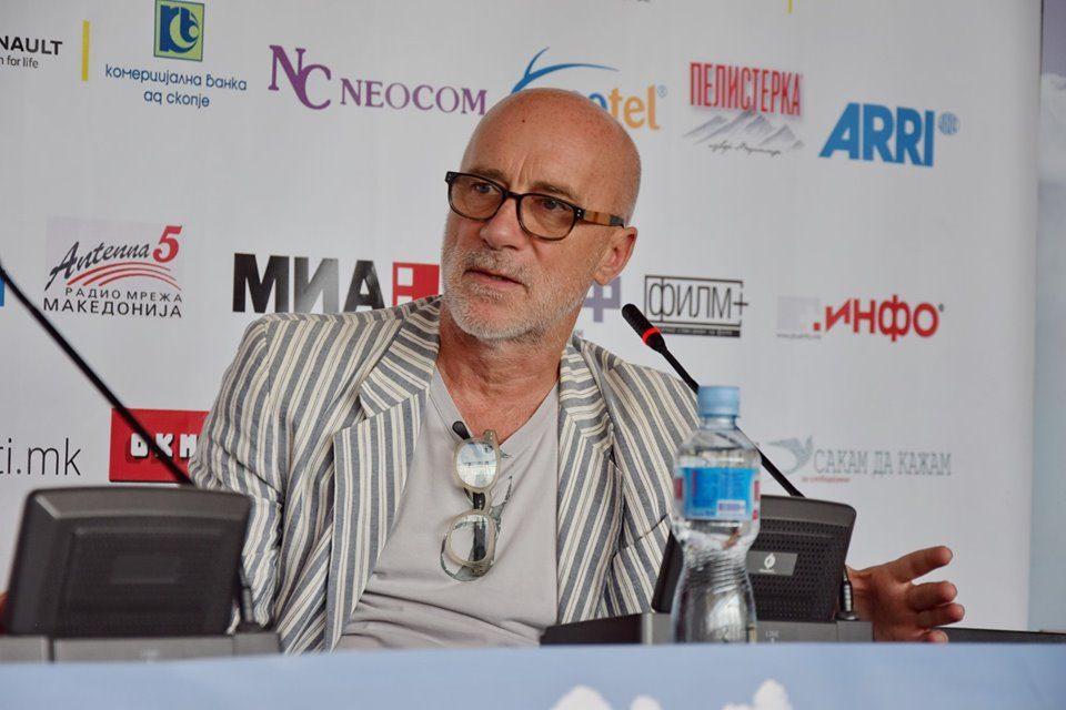 """Кинематограферот Џон Метисон кој е двапати номиниран за """"Оскар"""" е гостин во Битола: Киното е храм, а единствените поддржувачи се фестивалите"""