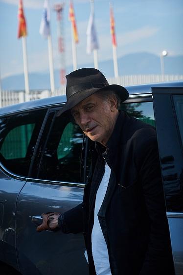 """Едвард Лакман, лауреатот на Златна камера 300 за животно дело на """"Браќа Манаки"""", пристигна во Македонија"""