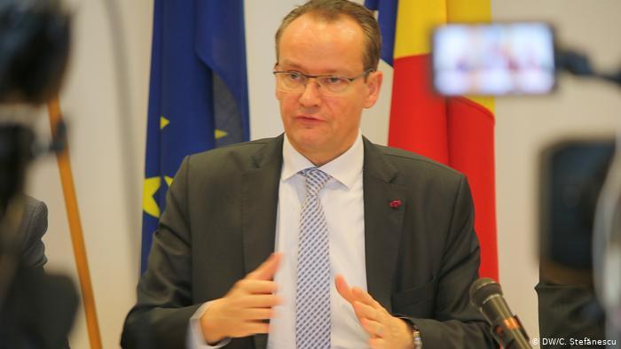 Крихбаум: Не зборуваме за членство во ЕУ оваа година, туку за почеток на преговорите