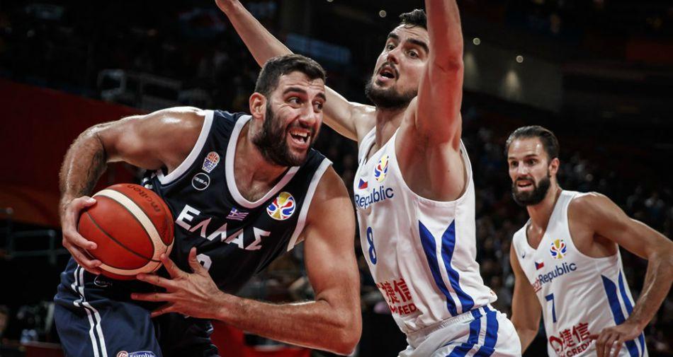 Грција ја победи Чешка, но не обезбеди четвртфинале на СП