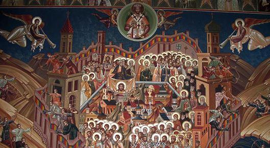 Денеска е Св. маченик Андреј Стратилат