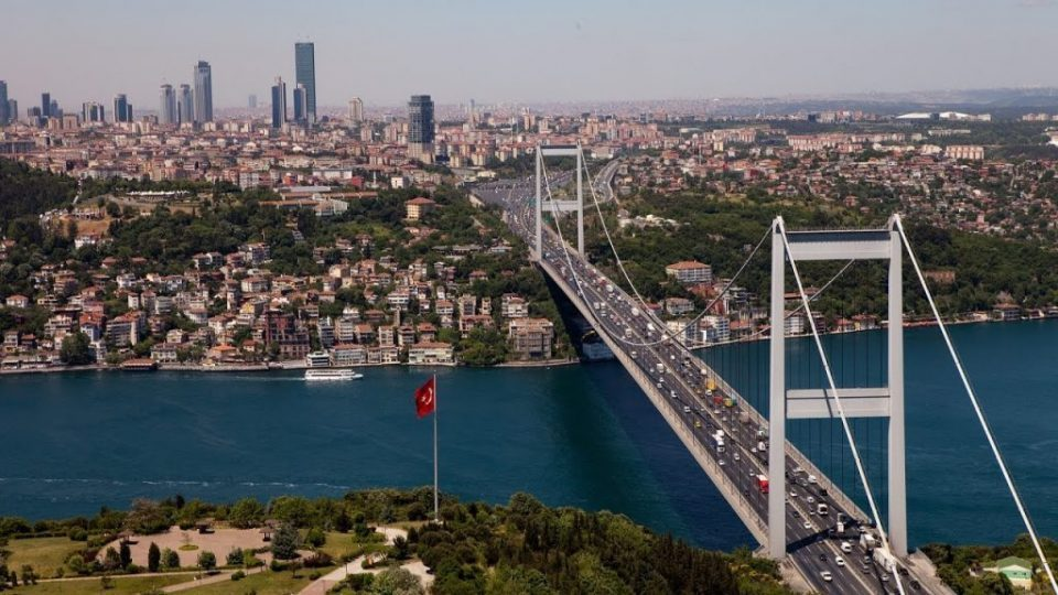 Земјотреси го тресат Истанбул