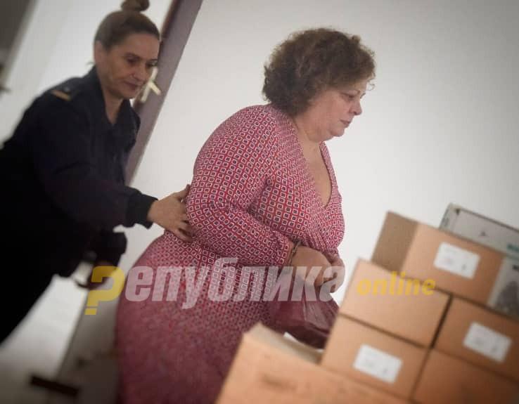 """Поднесено обвинение за """"Рекет"""": Јанева земала 50.000 евра и мебел од 5.000 евра од """"Рекетот"""""""