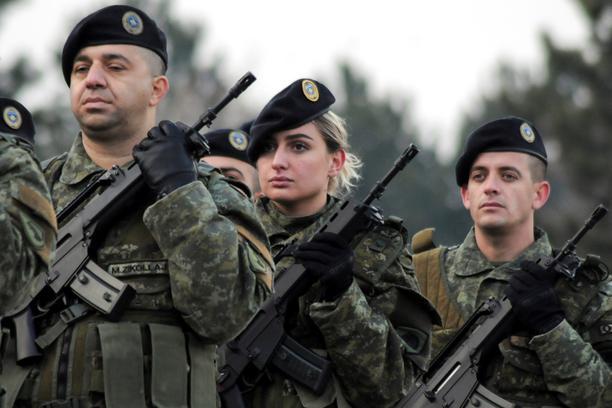 Германија им помага на косовските безбедносни сили со половина милион евра