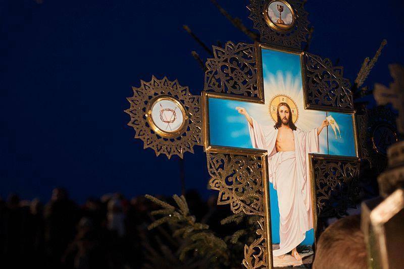 Вечерва спроти Крстовден замислете желба, Господ слегува на земјата и ја исполнува