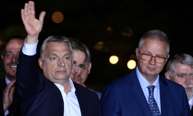 Унгарија го доби местото на Хан