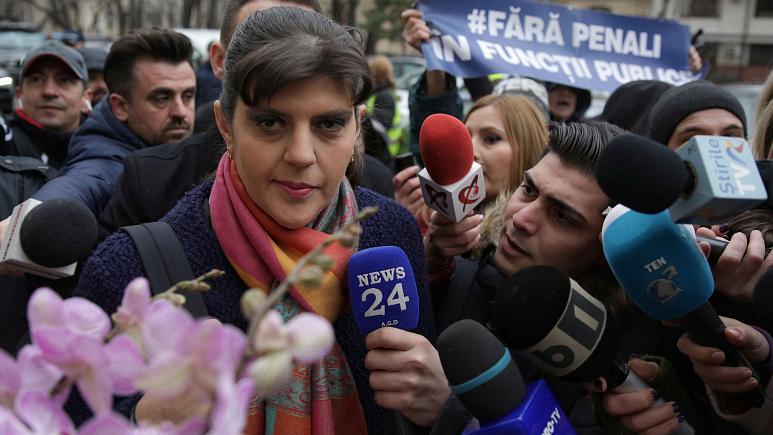 Лаура Ковеси го презема новото Европско обвинителство