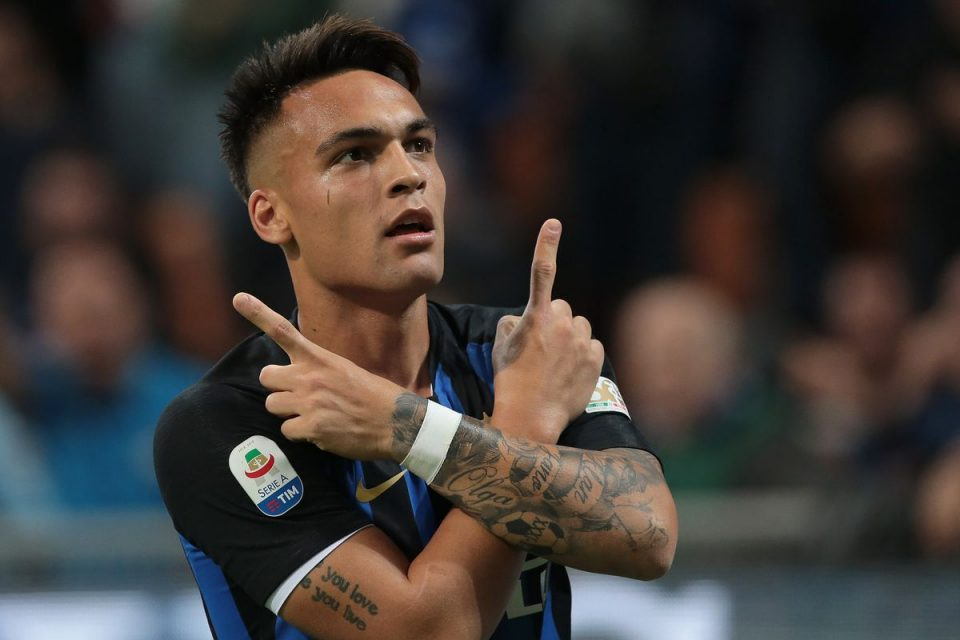 Интер ќе му понуди нов договор на Лаутаро Мартинез