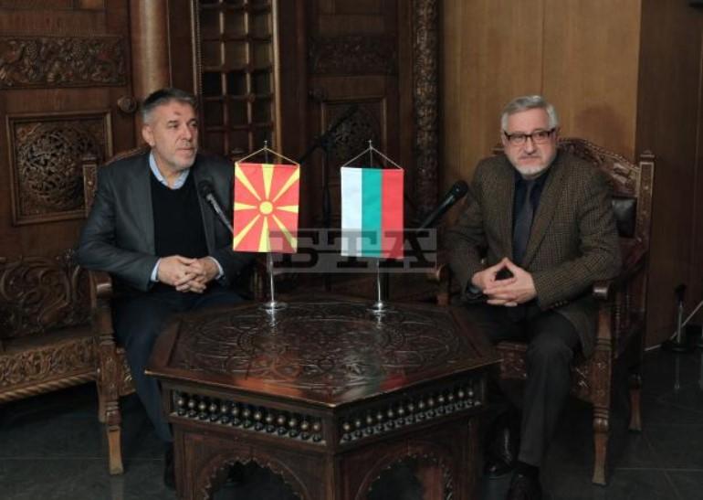 За средниот век и Гоце Делчев ќе се усогласуваат македонските и бугарските експерти