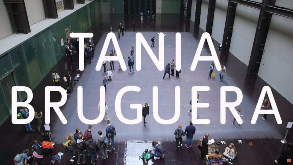 """""""Политичко времено специфично"""" – предавање на Тања Бругуера во МСУ"""